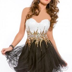 مدل لباس مجلسی توری دخترونه