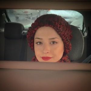 عکس بدون آرایش مهراوه شریفی نیا