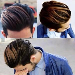 مدل رنگ مو پسرانه