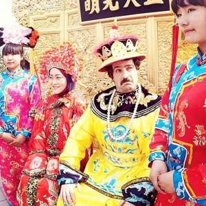عکس عروسی ارسطو در چین