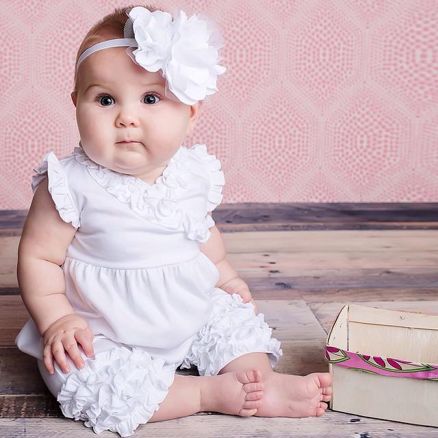 عکسر بزرگترین وبسایت عکس و آموزش آشپزی و آرایشگری... نوزادی مدل لباس مجلسی پوشیده ...