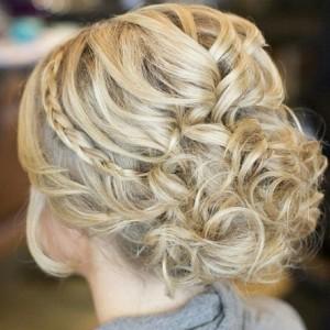 مدل موهای ترکیبی فر و بافت