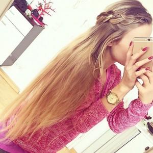 مدل موهای بلند