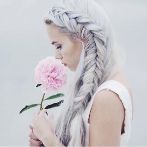 مدل مو برای موهای دودی رنگ