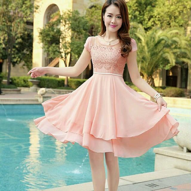 مدل لباس کوتاه کره ای جدید