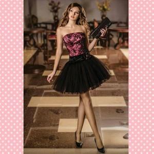 مدل لباس مجلسی فانتزی