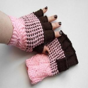 شیک ترین دستکش بافت
