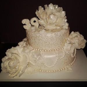جدیدترین مدل های کیک عروسی