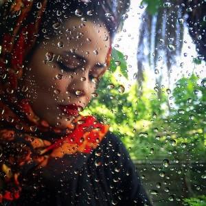عکس های آتلیه ای ملیکا شریفی نیا