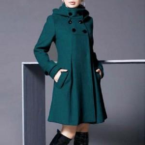 خوشرنگ ترین مدل پالتو زنانه و دخترانه