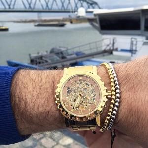 جدیدترین مدل ساعت مردانه