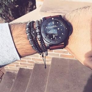 جدیدترین مدل ساعت مشکی