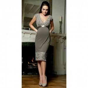 مدل لباس شب خانمهای باردار 2015